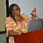 Mrs. Lilian Okolin- Assistant General Manager PHCN Sapele Power Plc