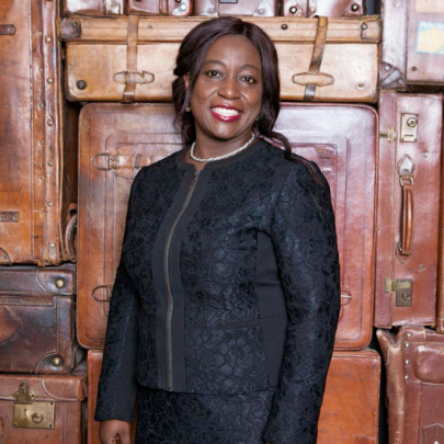 Madam Charlotte Baidoo CEO, Women's World Banking, Ghana