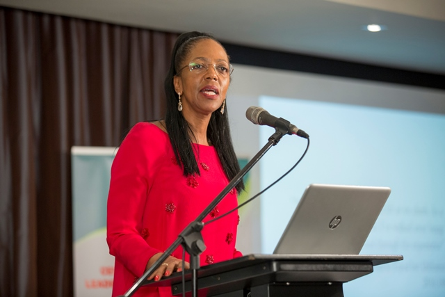 Key Note Address by Dr. Judy Dlamini- Executive Chairman, Mbekani Group, South Africa (3)
